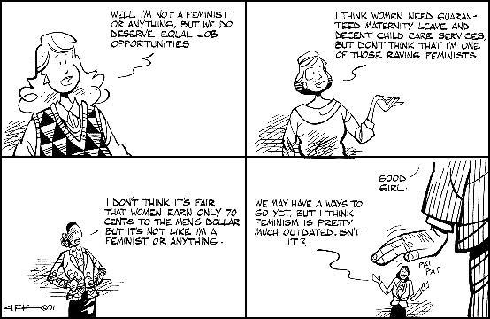 im no feminist