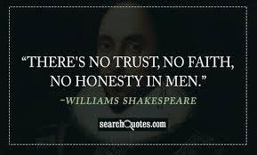 NO TRUST MEN
