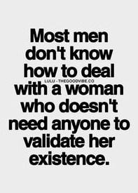 kvinnor som söker bekräftelse